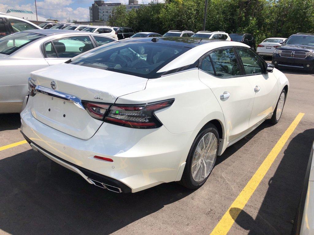 2019 Nissan Maxima SL CVT in Mississauga, Ontario - 4 - w1024h768px