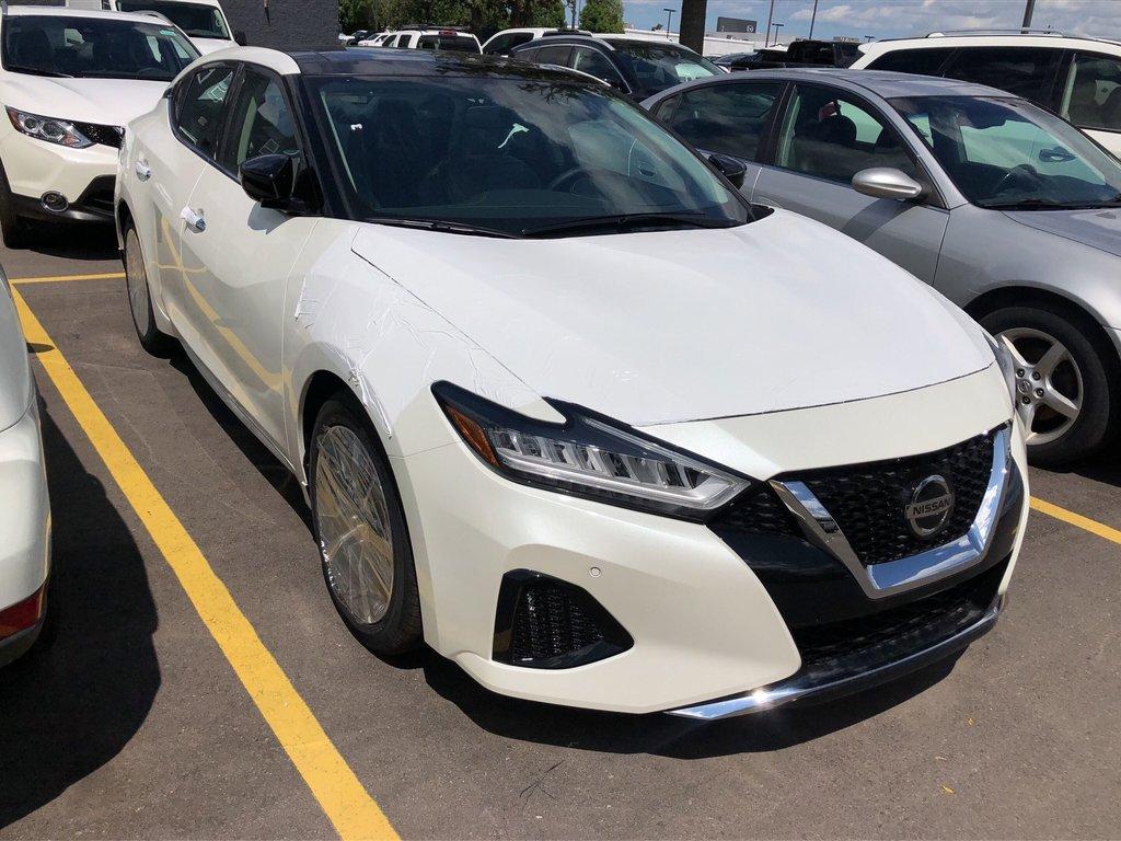 2019 Nissan Maxima SL CVT in Mississauga, Ontario - 3 - w1024h768px