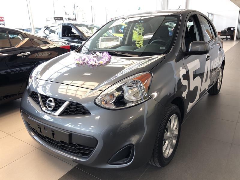 2018 Nissan Micra 1.6 SV at in Regina, Saskatchewan - 1 - w1024h768px