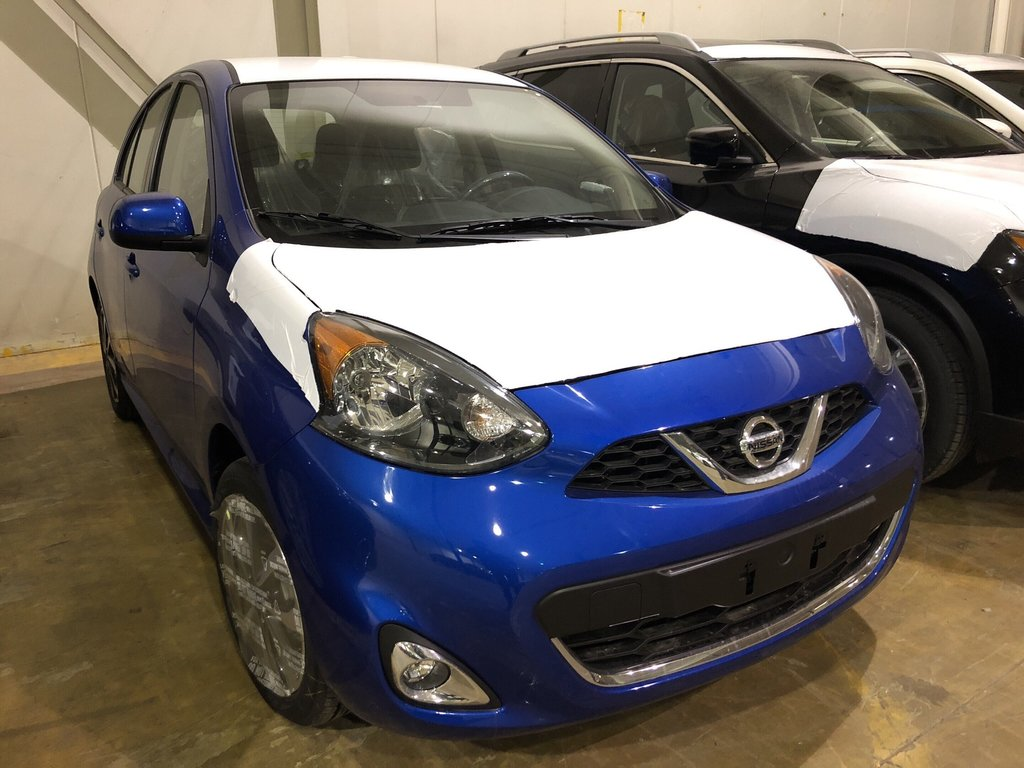 2018 Nissan Micra 1.6 SR at in Mississauga, Ontario - 4 - w1024h768px