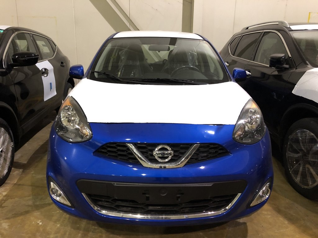 2018 Nissan Micra 1.6 SR at in Mississauga, Ontario - 5 - w1024h768px