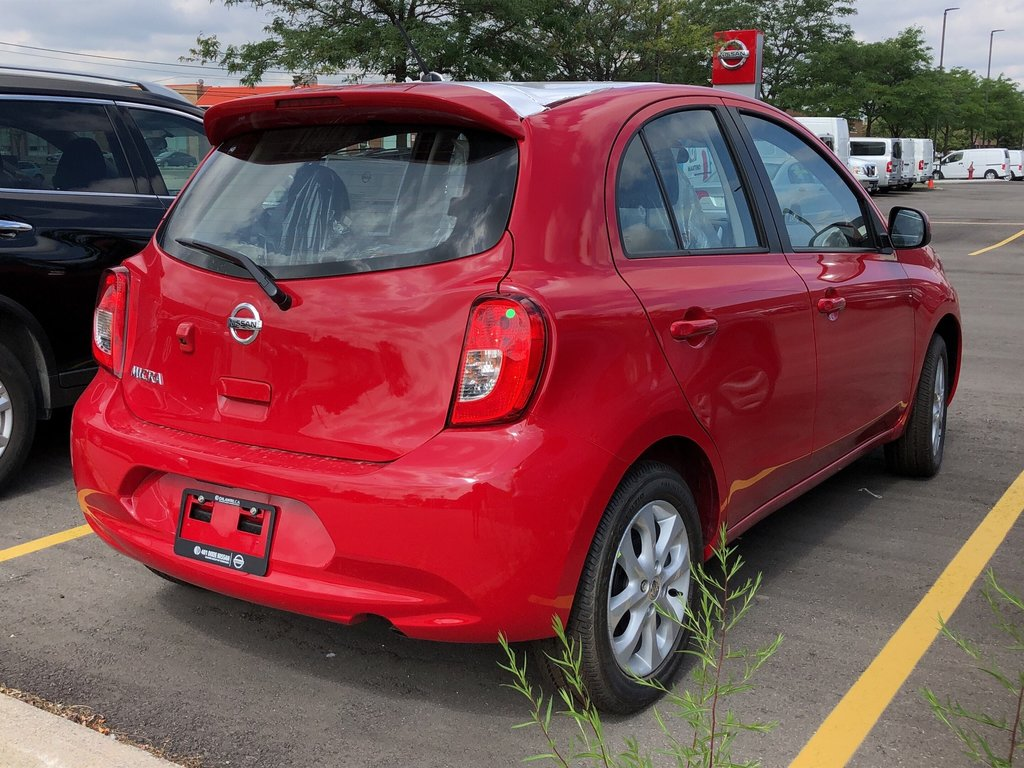2019 Nissan Micra 1.6 SV at in Mississauga, Ontario - 4 - w1024h768px