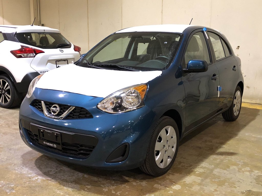 2019 Nissan Micra 1.6 SV at in Mississauga, Ontario - 1 - w1024h768px