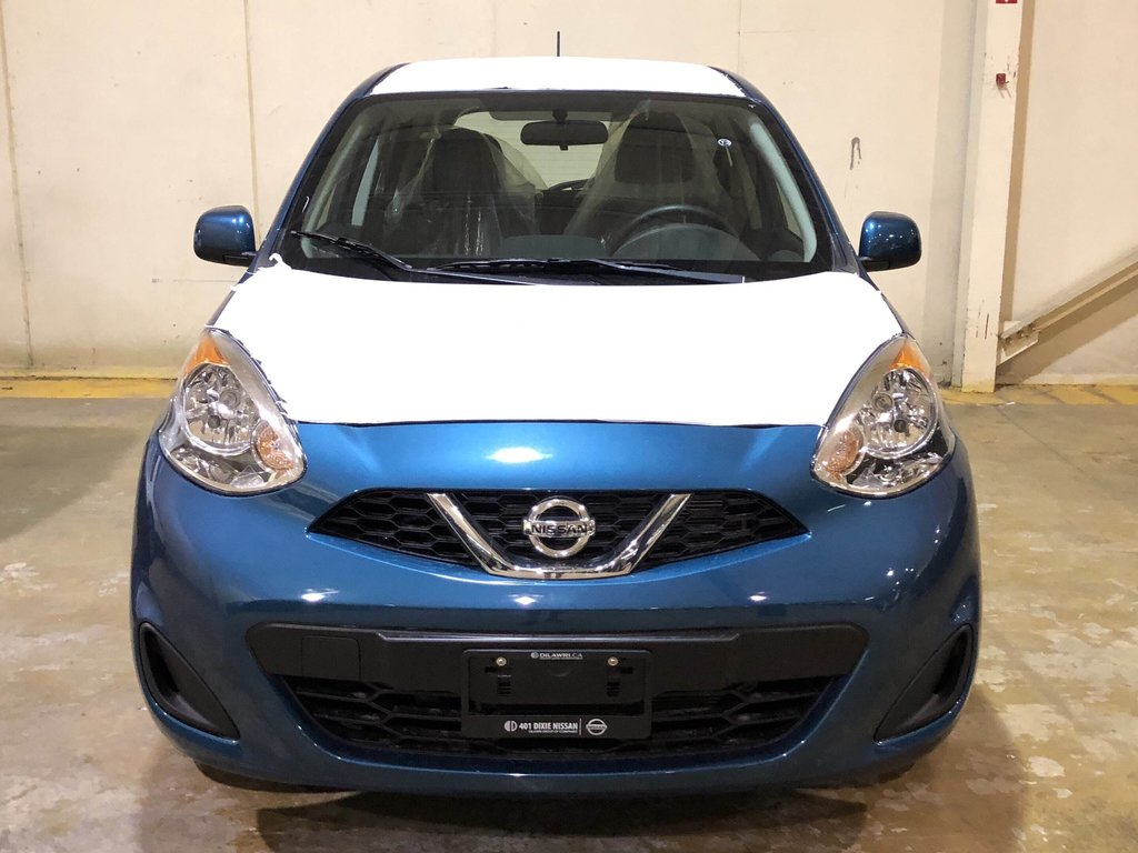 2019 Nissan Micra 1.6 SV at in Mississauga, Ontario - 2 - w1024h768px