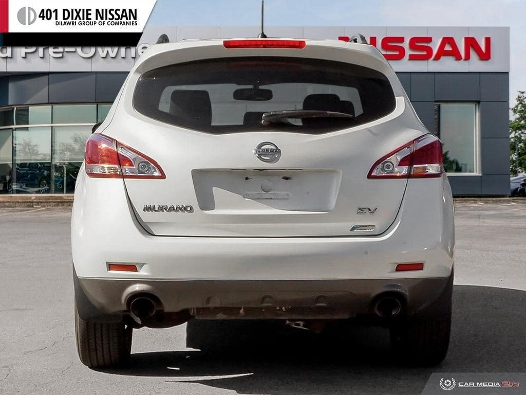 2012 Nissan Murano AWD SV CVT in Mississauga, Ontario - 5 - w1024h768px