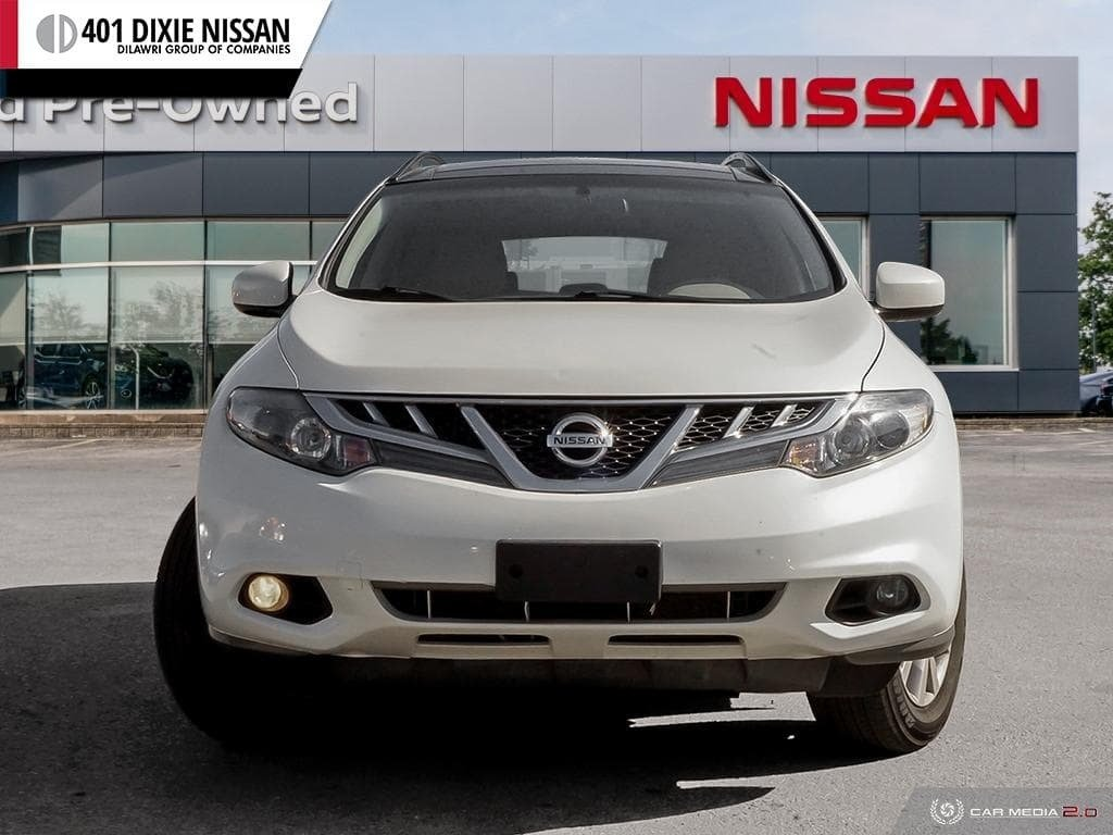 2012 Nissan Murano AWD SV CVT in Mississauga, Ontario - 2 - w1024h768px