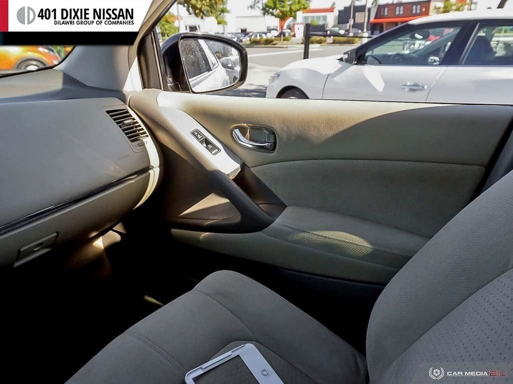 2012 Nissan Murano AWD SV CVT in Mississauga, Ontario - 25 - w1024h768px