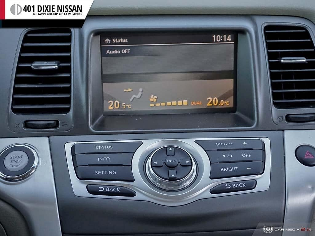 2012 Nissan Murano AWD SV CVT in Mississauga, Ontario - 18 - w1024h768px