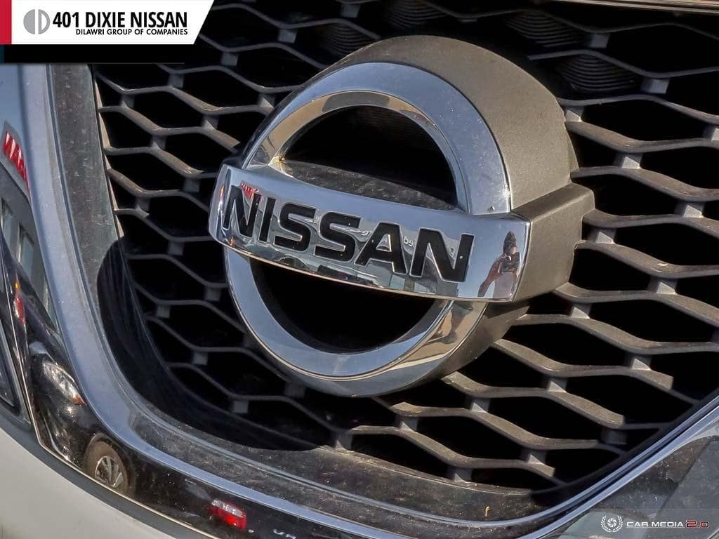 2012 Nissan Murano AWD SV CVT in Mississauga, Ontario - 8 - w1024h768px