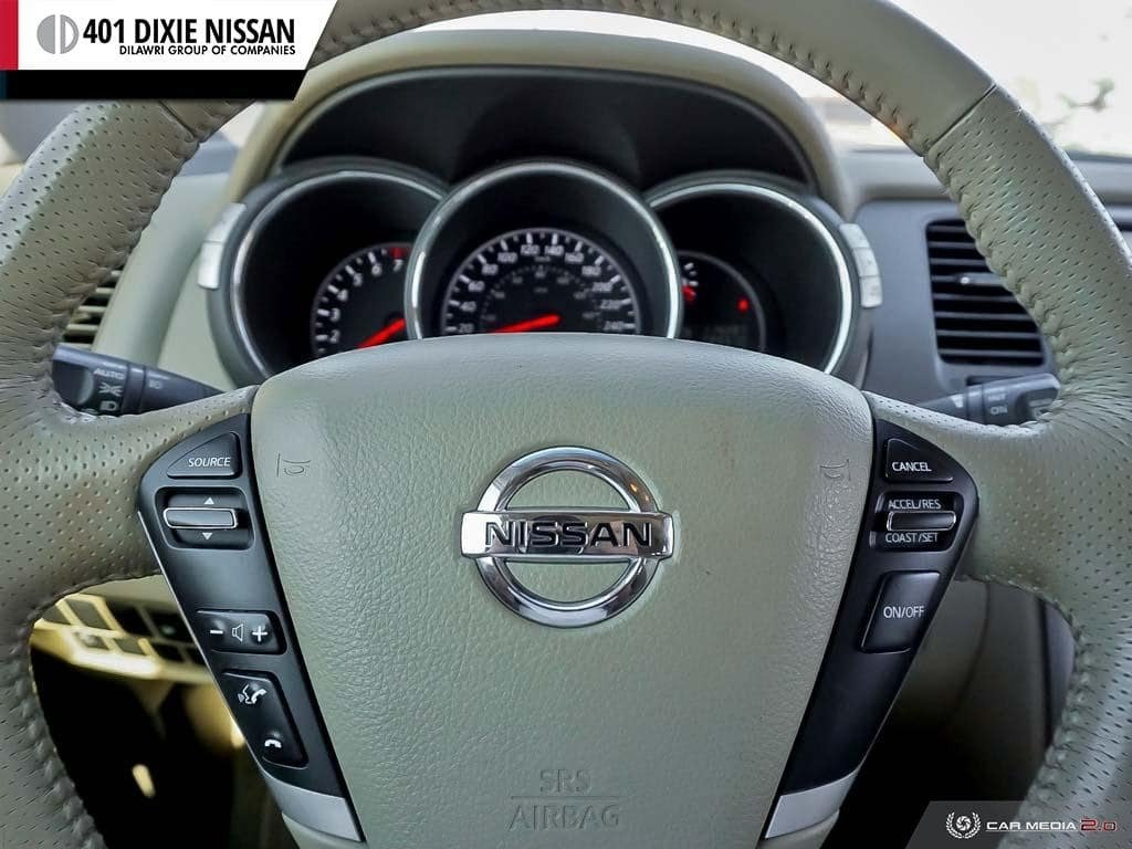 2012 Nissan Murano AWD SV CVT in Mississauga, Ontario - 13 - w1024h768px