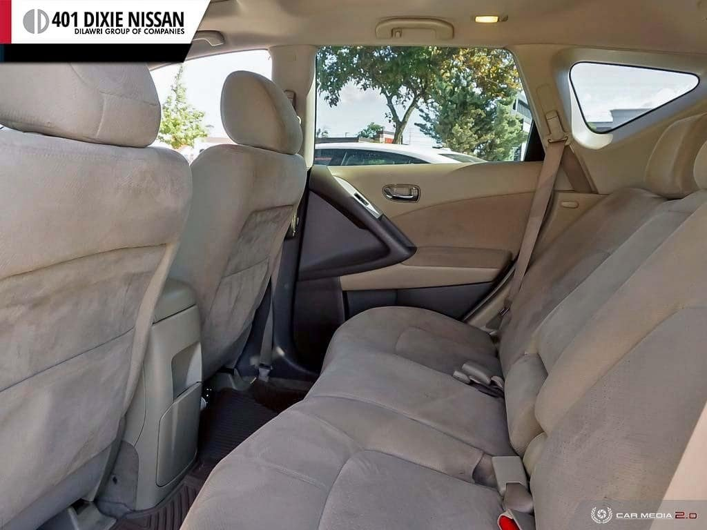 2012 Nissan Murano AWD SV CVT in Mississauga, Ontario - 23 - w1024h768px