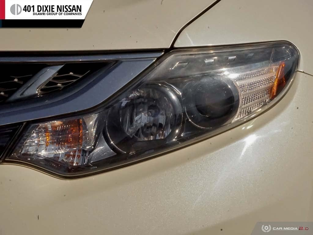 2012 Nissan Murano AWD SV CVT in Mississauga, Ontario - 9 - w1024h768px