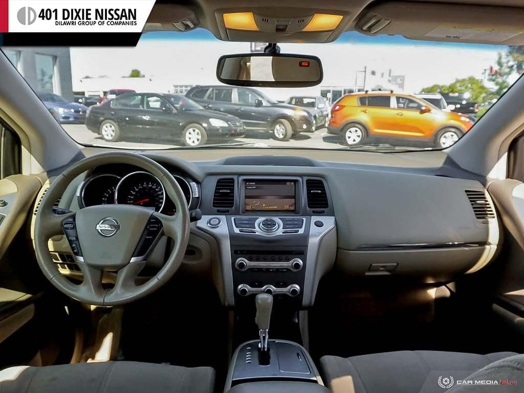 2012 Nissan Murano AWD SV CVT in Mississauga, Ontario - 24 - w1024h768px