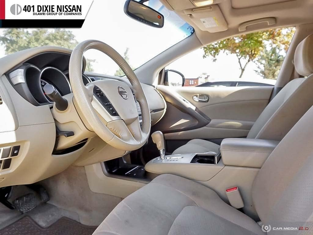 2012 Nissan Murano AWD SV CVT in Mississauga, Ontario - 12 - w1024h768px
