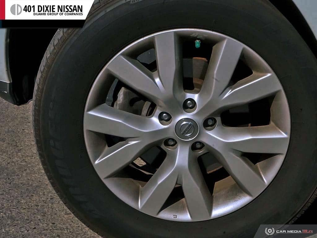 2012 Nissan Murano AWD SV CVT in Mississauga, Ontario - 6 - w1024h768px