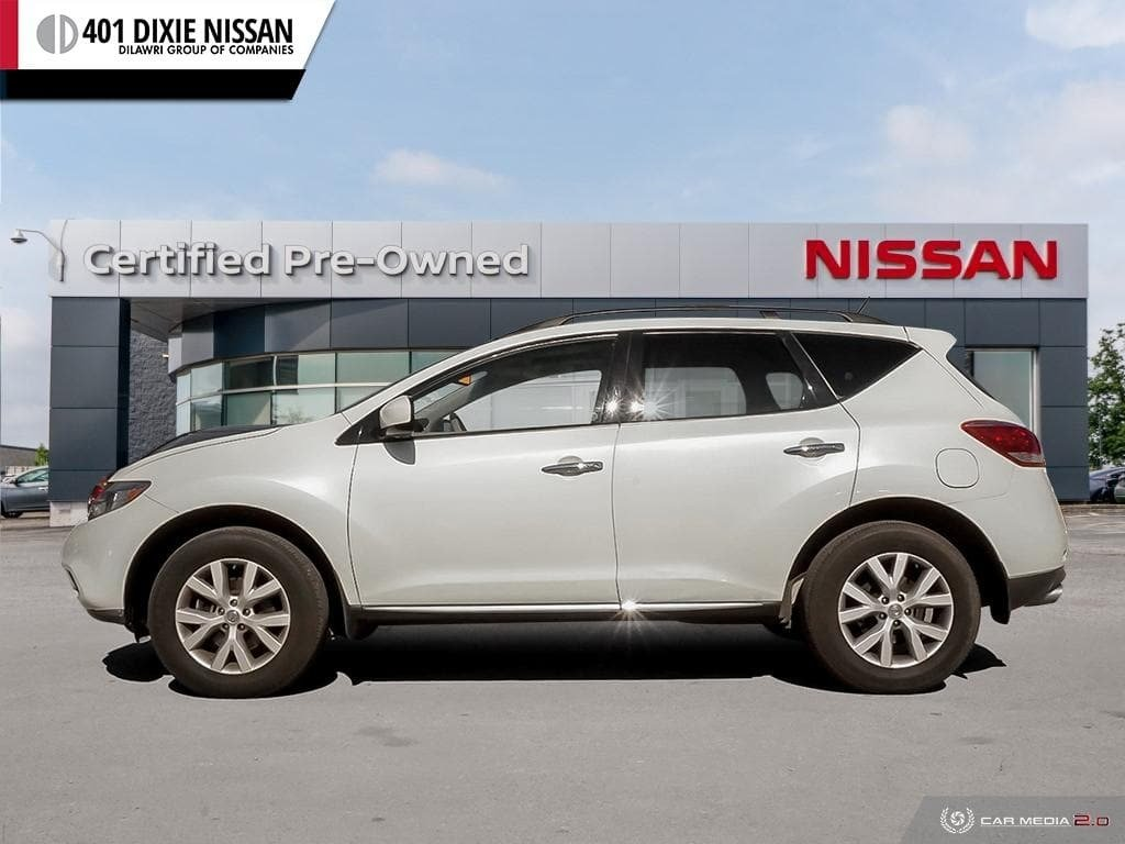 2012 Nissan Murano AWD SV CVT in Mississauga, Ontario - 3 - w1024h768px