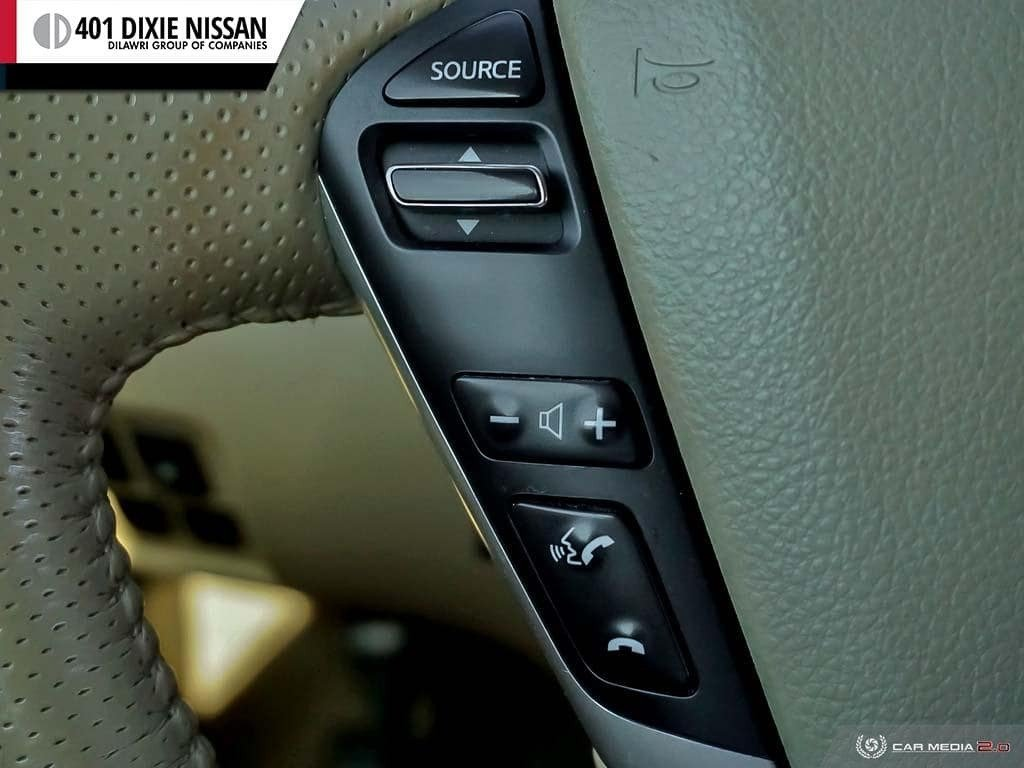 2012 Nissan Murano AWD SV CVT in Mississauga, Ontario - 15 - w1024h768px