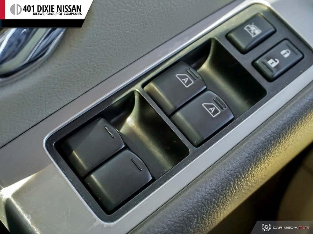 2012 Nissan Murano AWD SV CVT in Mississauga, Ontario - 17 - w1024h768px