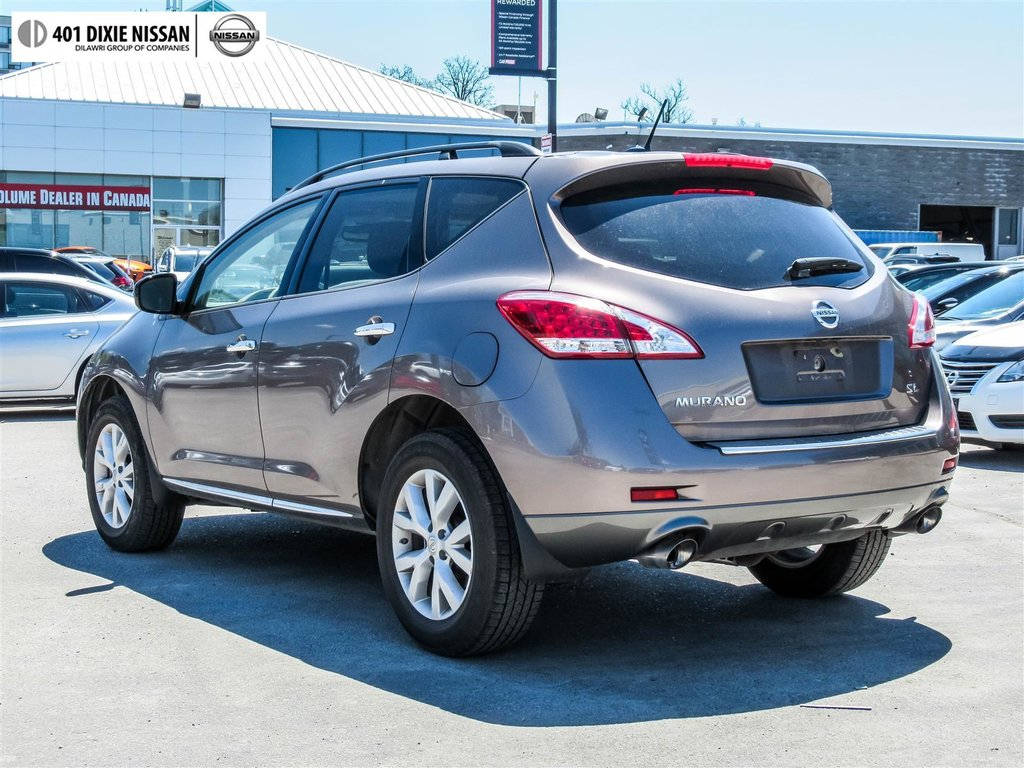 2014 Nissan Murano SL AWD CVT in Mississauga, Ontario - 32 - w1024h768px