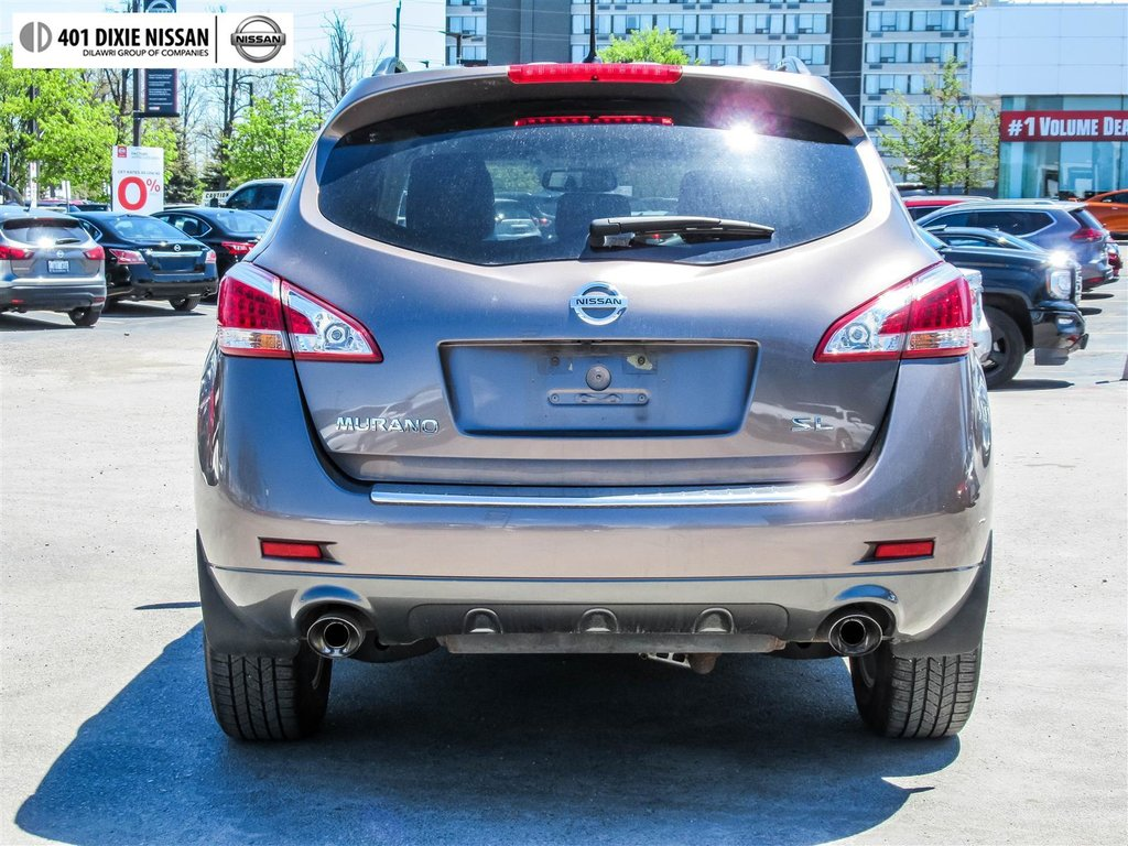2014 Nissan Murano SL AWD CVT in Mississauga, Ontario - 31 - w1024h768px
