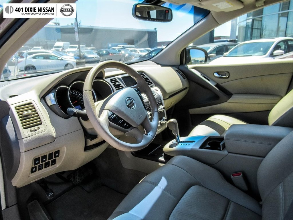 2014 Nissan Murano SL AWD CVT in Mississauga, Ontario - 10 - w1024h768px