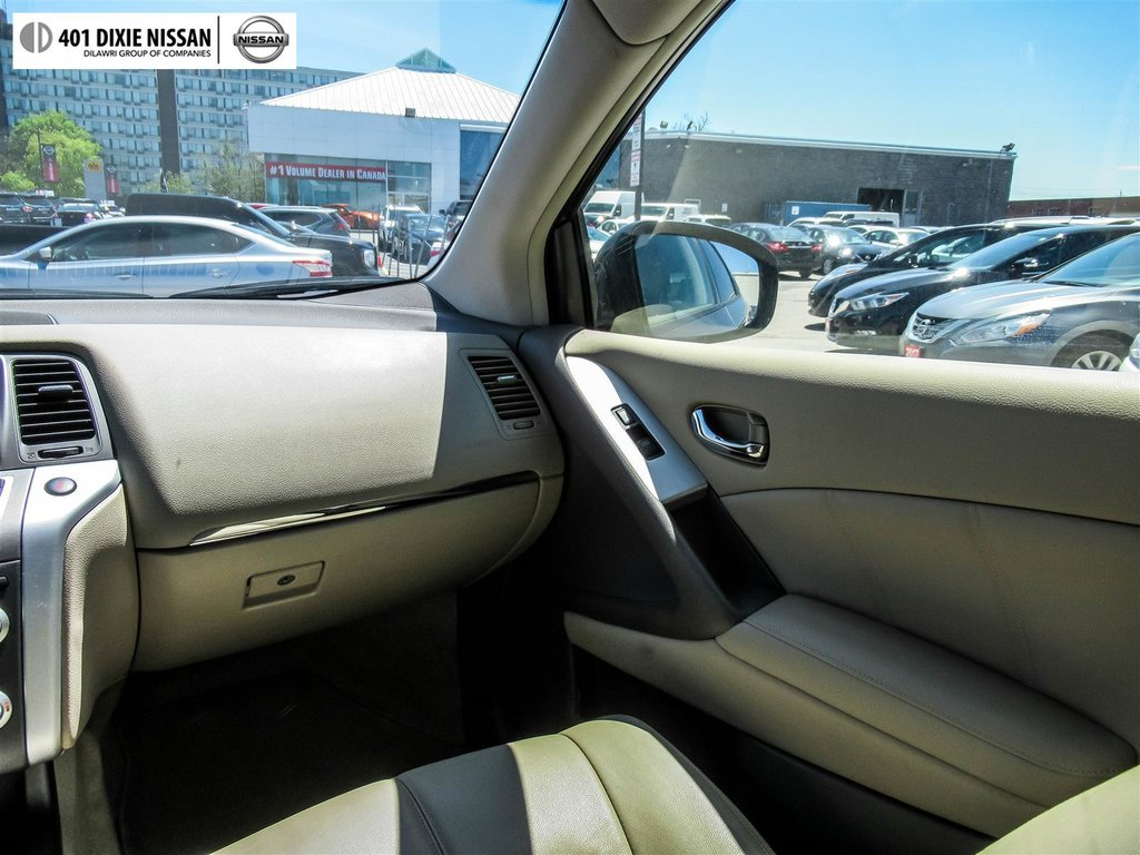 2014 Nissan Murano SL AWD CVT in Mississauga, Ontario - 41 - w1024h768px