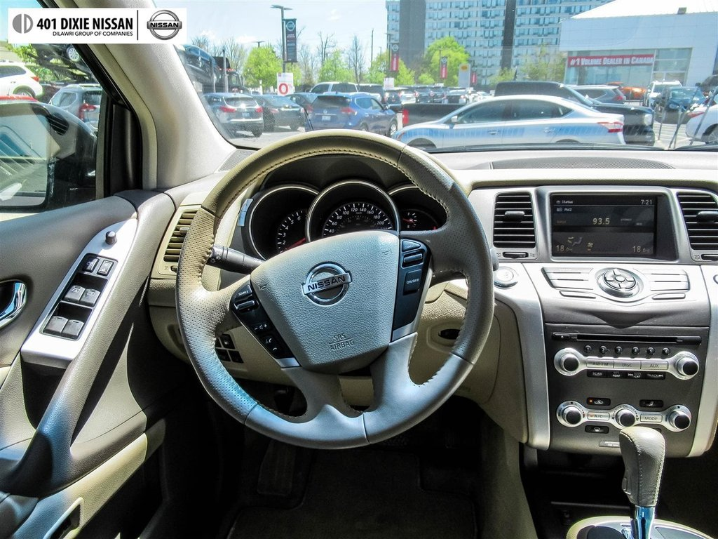 2014 Nissan Murano SL AWD CVT in Mississauga, Ontario - 13 - w1024h768px