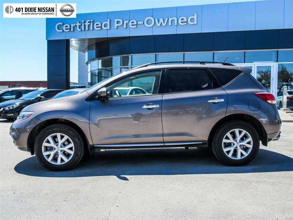 2014 Nissan Murano SL AWD CVT in Mississauga, Ontario - 33 - w1024h768px