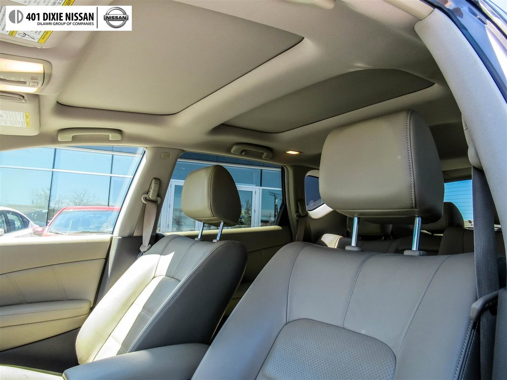 2014 Nissan Murano SL AWD CVT in Mississauga, Ontario - 47 - w1024h768px