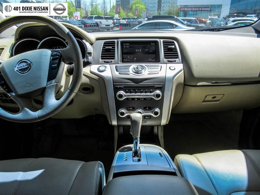 2014 Nissan Murano SL AWD CVT in Mississauga, Ontario - 16 - w1024h768px