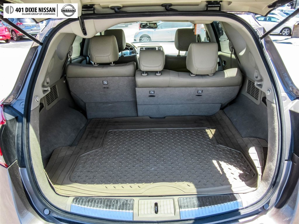 2014 Nissan Murano SL AWD CVT in Mississauga, Ontario - 42 - w1024h768px