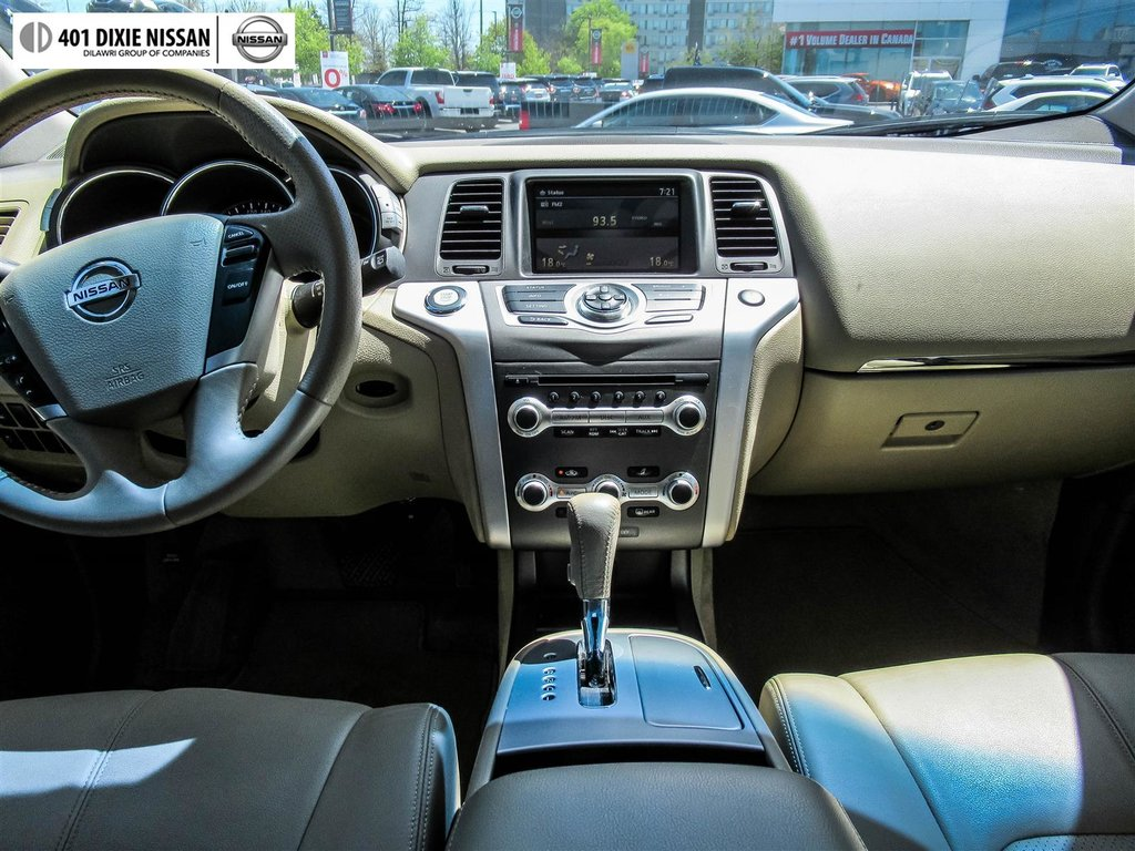 2014 Nissan Murano SL AWD CVT in Mississauga, Ontario - 40 - w1024h768px