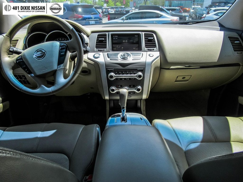 2014 Nissan Murano SL AWD CVT in Mississauga, Ontario - 14 - w1024h768px