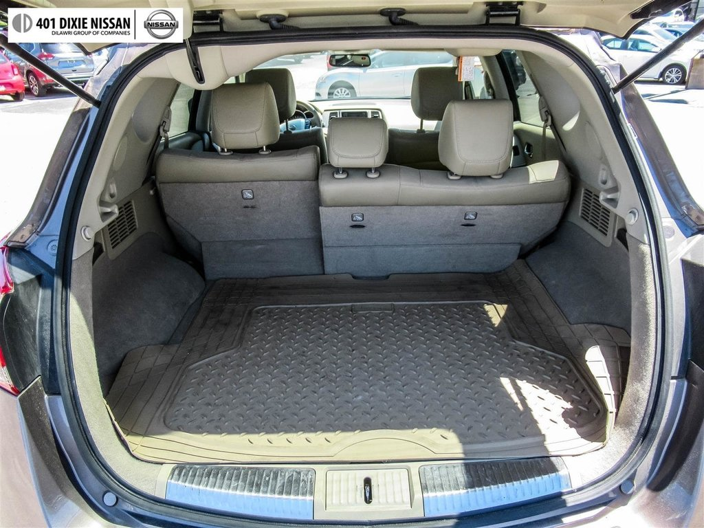 2014 Nissan Murano SL AWD CVT in Mississauga, Ontario - 17 - w1024h768px