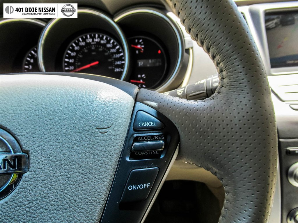 2014 Nissan Murano SL AWD CVT in Mississauga, Ontario - 50 - w1024h768px