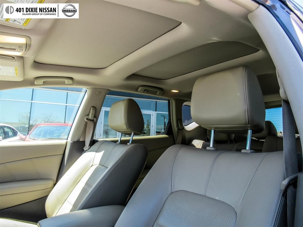 2014 Nissan Murano SL AWD CVT in Mississauga, Ontario - 21 - w1024h768px