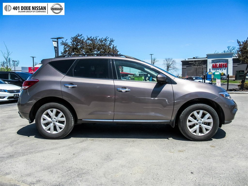 2014 Nissan Murano SL AWD CVT in Mississauga, Ontario - 29 - w1024h768px