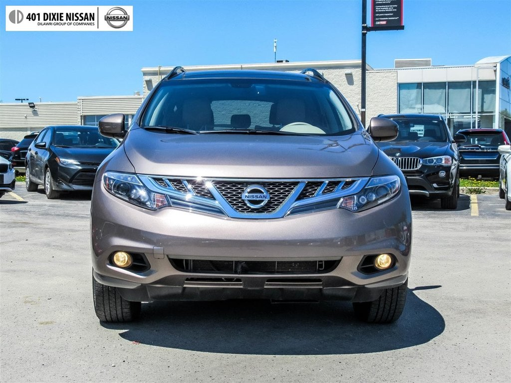 2014 Nissan Murano SL AWD CVT in Mississauga, Ontario - 2 - w1024h768px