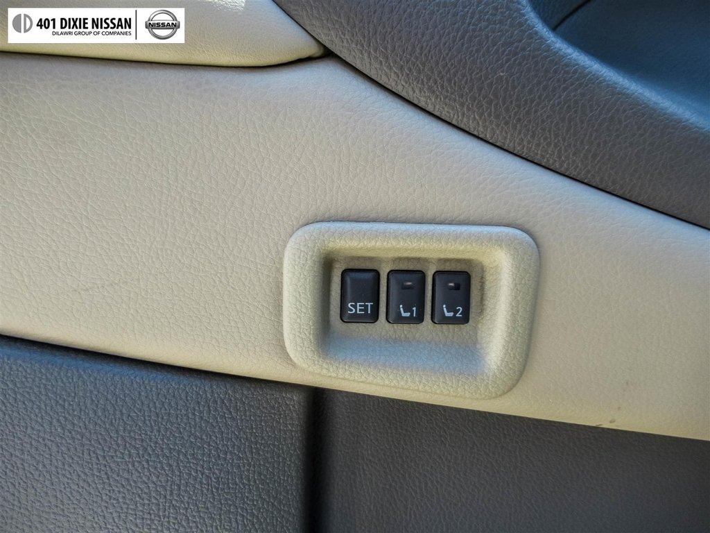 2014 Nissan Murano SL AWD CVT in Mississauga, Ontario - 20 - w1024h768px