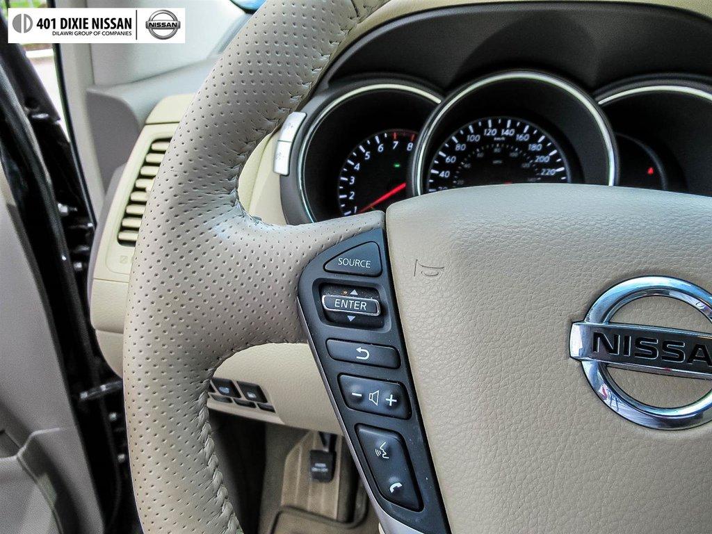 2014 Nissan Murano Platinum AWD CVT in Mississauga, Ontario - 50 - w1024h768px