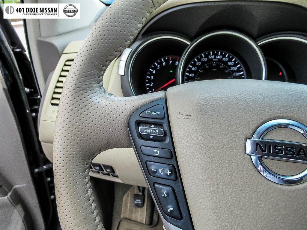 2014 Nissan Murano Platinum AWD CVT in Mississauga, Ontario - 23 - w1024h768px