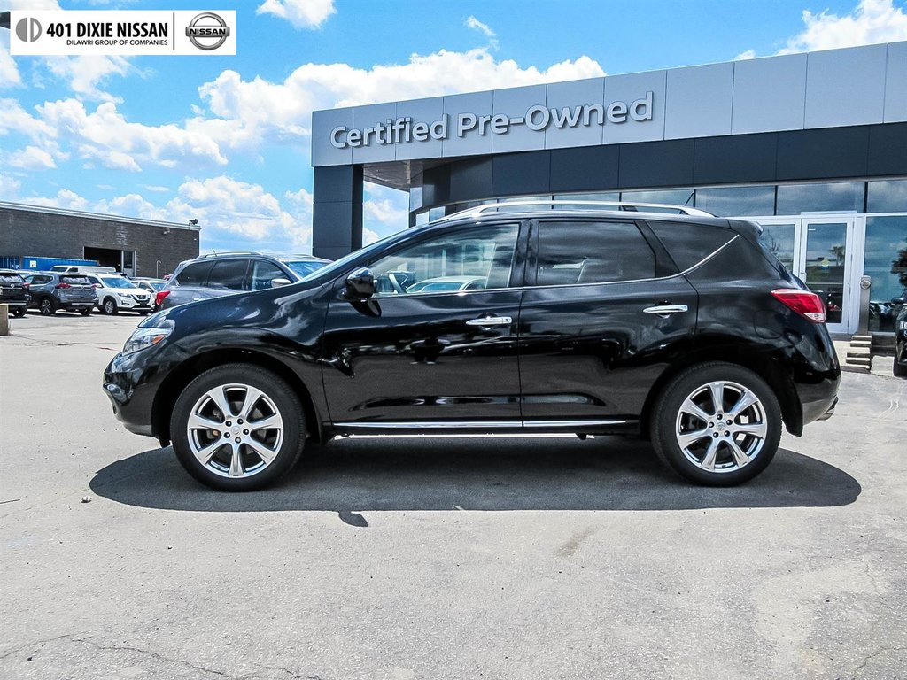 2014 Nissan Murano Platinum AWD CVT in Mississauga, Ontario - 34 - w1024h768px