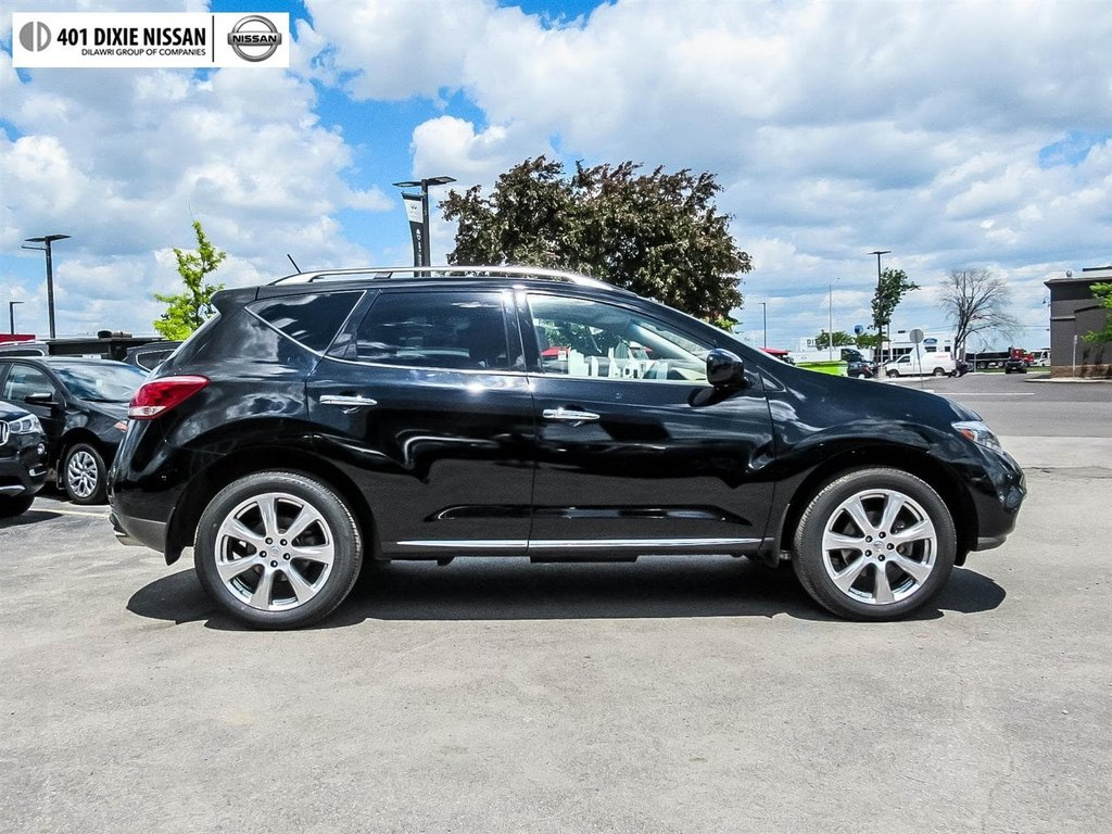 2014 Nissan Murano Platinum AWD CVT in Mississauga, Ontario - 4 - w1024h768px