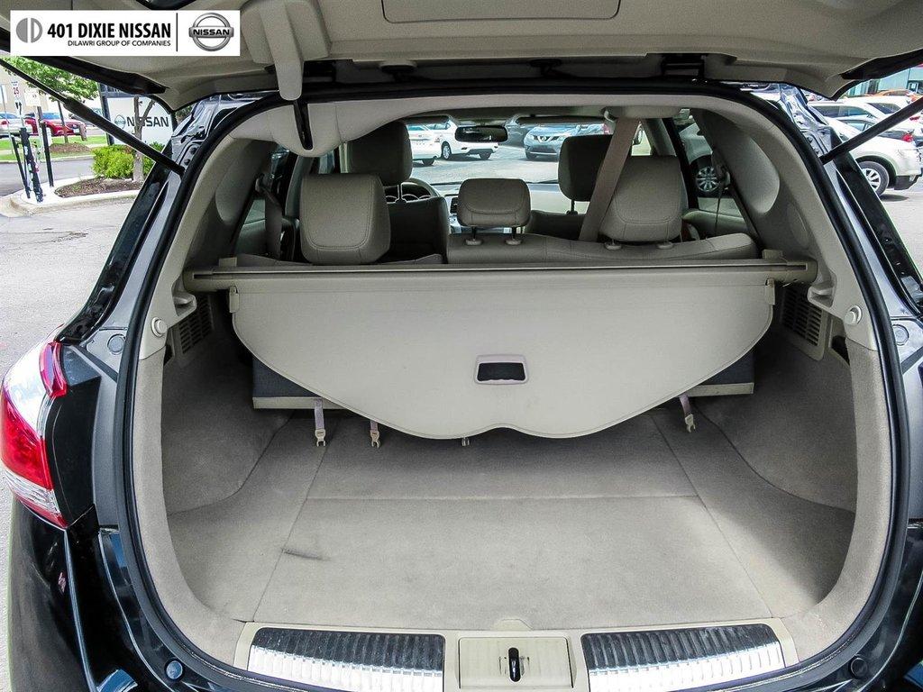 2014 Nissan Murano Platinum AWD CVT in Mississauga, Ontario - 43 - w1024h768px