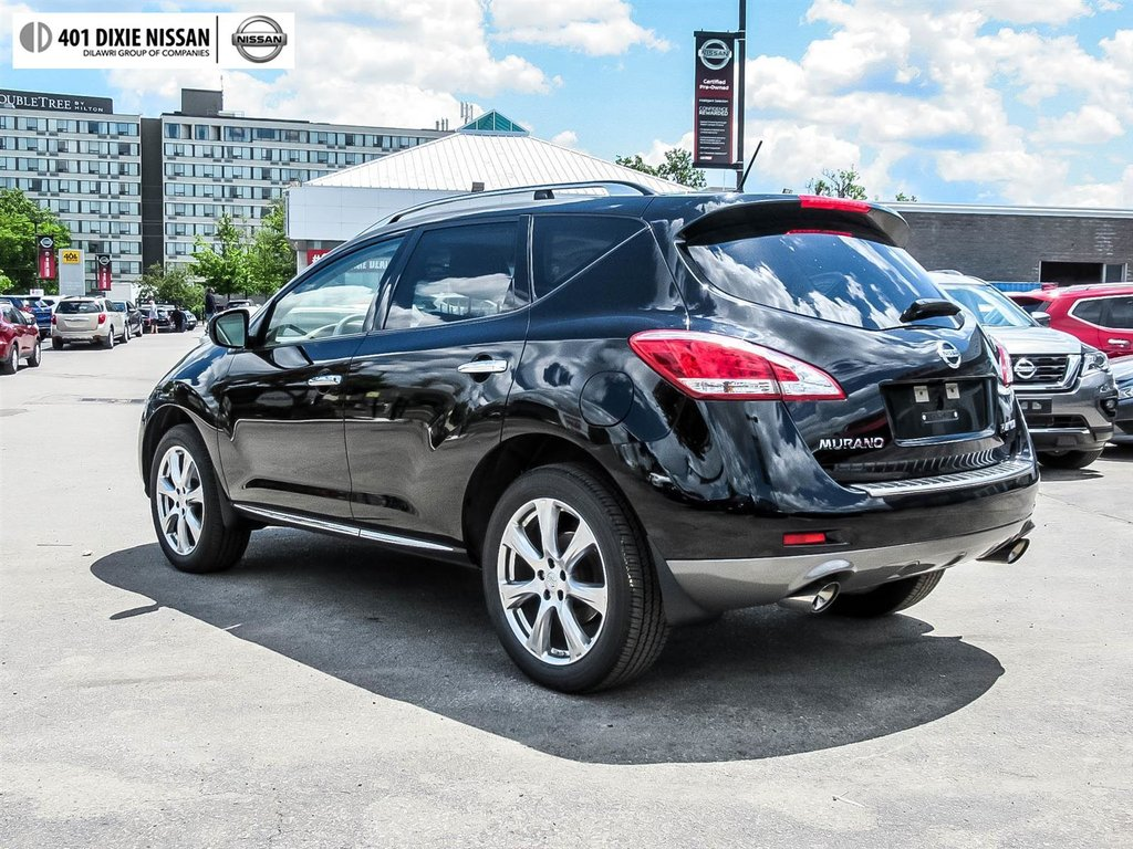 2014 Nissan Murano Platinum AWD CVT in Mississauga, Ontario - 33 - w1024h768px