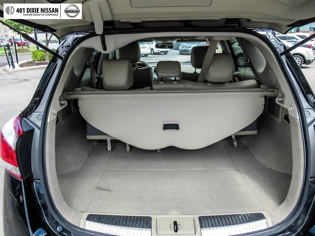 2014 Nissan Murano Platinum AWD CVT in Mississauga, Ontario - 17 - w1024h768px