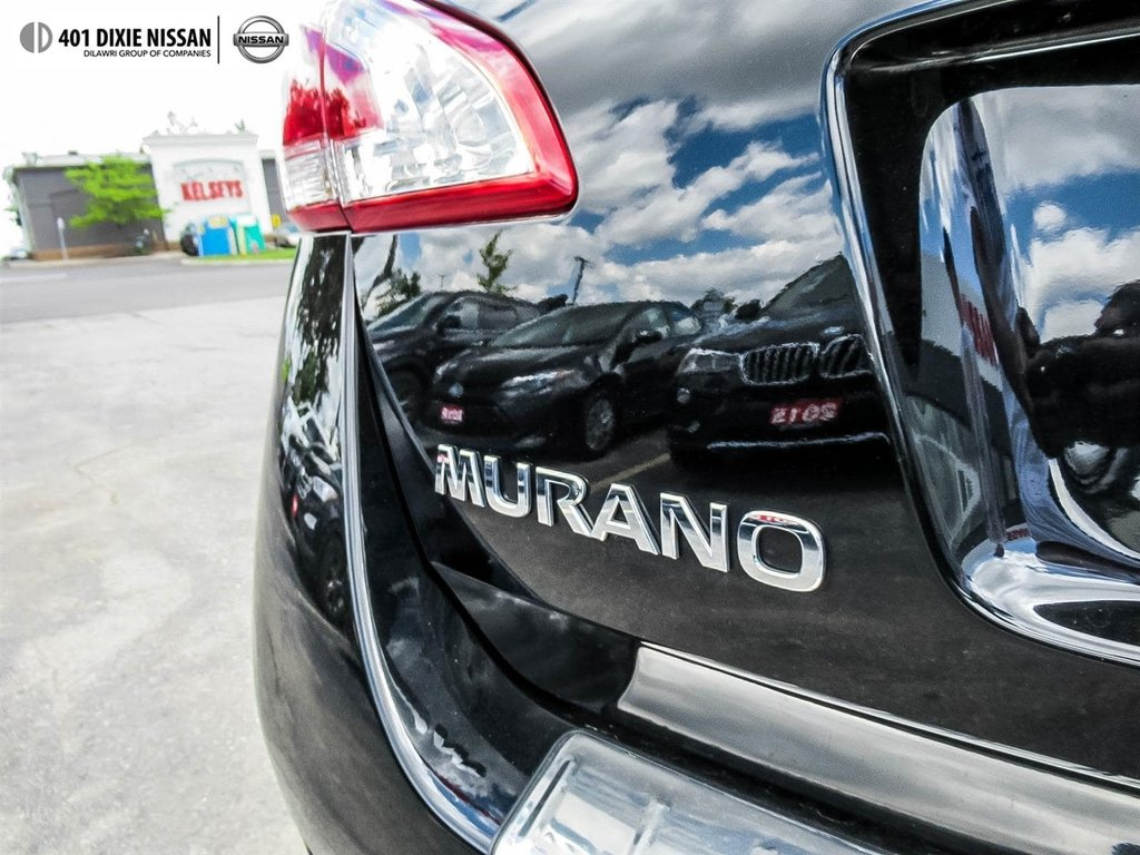 2014 Nissan Murano Platinum AWD CVT in Mississauga, Ontario - 19 - w1024h768px
