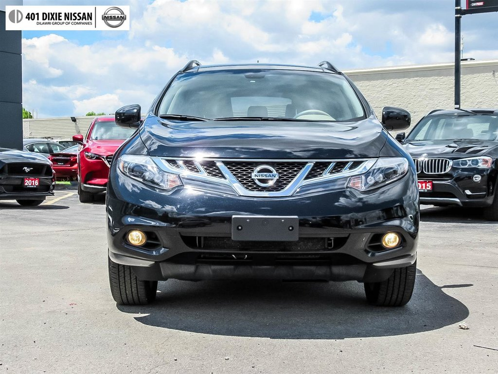 2014 Nissan Murano Platinum AWD CVT in Mississauga, Ontario - 28 - w1024h768px