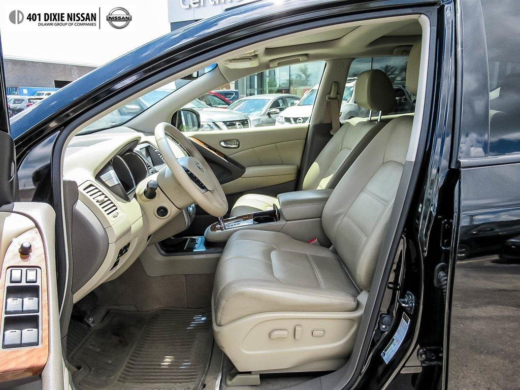 2014 Nissan Murano Platinum AWD CVT in Mississauga, Ontario - 37 - w1024h768px