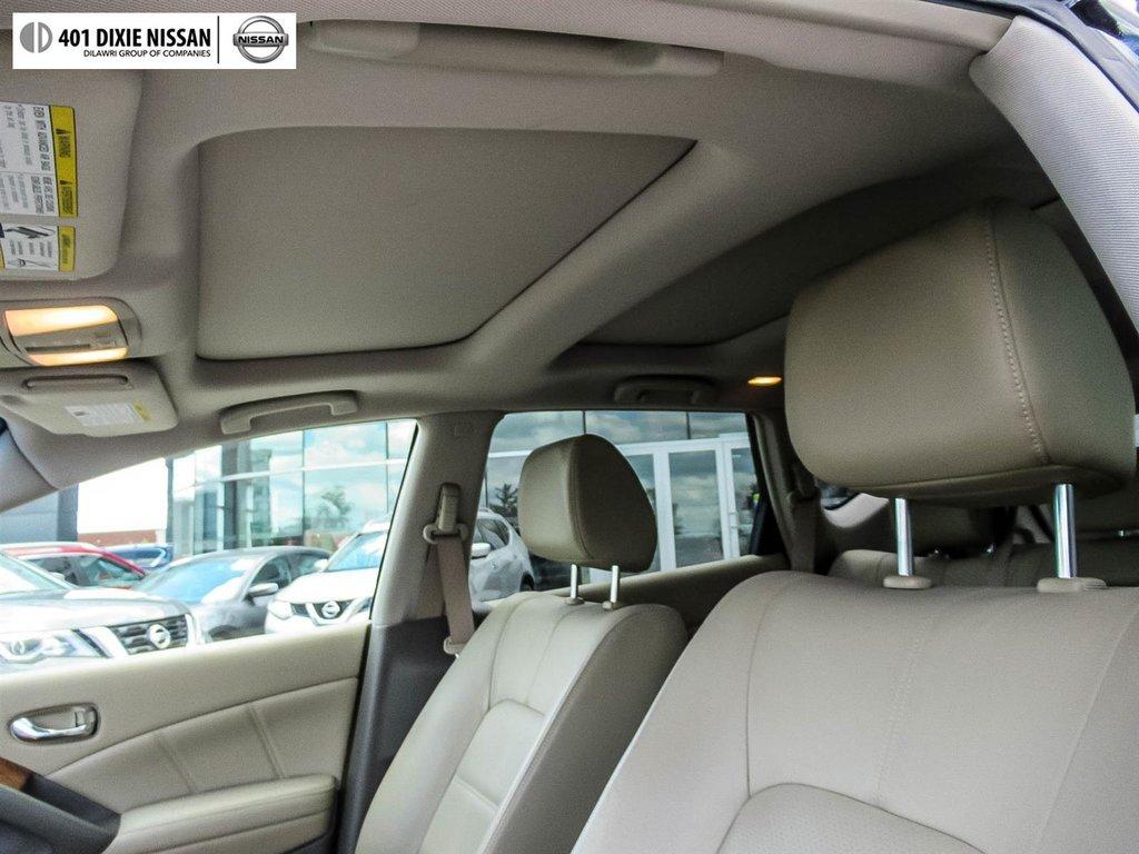 2014 Nissan Murano Platinum AWD CVT in Mississauga, Ontario - 48 - w1024h768px